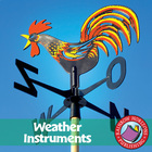 Weather Instruments: Rain Gauges, Barometers, Humidity & T