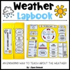 Weather Lapbook and Foldable Fun