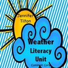 Weather Literacy Unit-Common Core