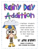 Weather Math and Literacy Fun Center Packet