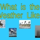 Weather Shared Reading PowerPoint for Kindergarten