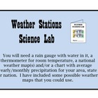Weather Stations Lab