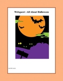 WebQuest All About Halloween