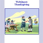 WebQuest All About Thanksgiving