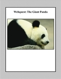 WebQuest: The Giant Panda Grades  3-5