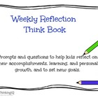 Weekly Reflections Think Book Free Sample