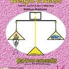 Weight and Mass Worksheets | Elementary Math Worksheets |