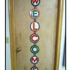Welcome Sign for the Classroom