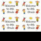 Welcome to 4th Gr Printable Postcards