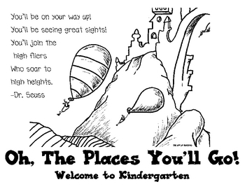 Welcome to Kindergarten Postcard-FREEBIE!