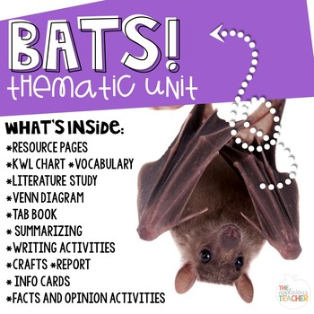 We're Going Batty! Thematic Unit