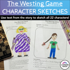 Westing Game Character Sketches