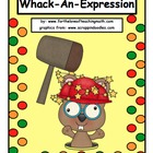 Whack an Expression