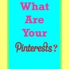 What Are Your Pinterests II? Yellow