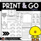 What I'm Teaching for April { CCSS }