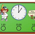 What Time Does The Game Start? Telling Time To The Hour an