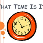What Time Is It? Time Practice (Powerpoint) For Elementary