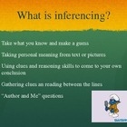 What are Inferences?