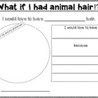 What if I had animal hair?