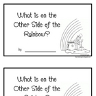 What is on the Other Side of the Rainbow Emergent Reader