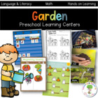 What's In the Garden?  Lesson Plan