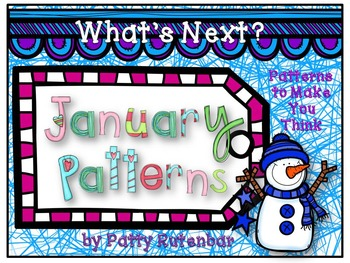 What's Next? January Patterns -Free!
