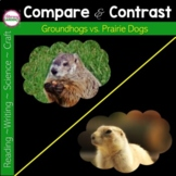What's the Difference? Groundhogs vs Prairie Dogs