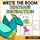 What's the Difference? Subtraction Read and Write the Room