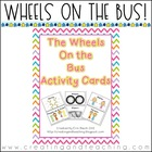 Wheels on the Bus Activity Cards
