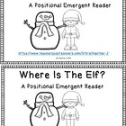 Where Is The Elf?  A Positional Emergent Reader  { My Top