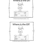 Where Is The Elf?   A Positional Reader for The Elf on the Shelf