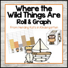 """Where the Wild Things Are""  Roll & Graph Activity"