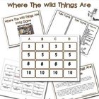 Where the Wild Things Are Trivia Game