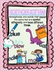Which Word is Which- Classroom or Hallway Homophone Hunt CCSS L.4