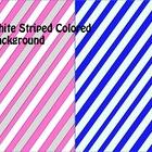 White Striped Colored Background Pack