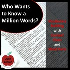 Who Wants to Know a Million Words? (1)