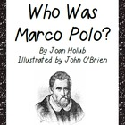 Who Was Marco Polo? Basic Comprehension Questions