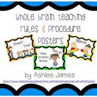 Whole Brain Teaching Rules & Procedures