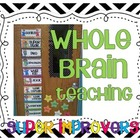 Whole Brain Teaching {Super Improvers Wall}
