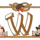 Wild West - Western Themed Welcome Banner