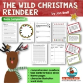 Wild Christmas Reindeer - Reader Response Pages