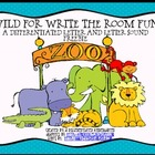 Wild For Write the Room Fun-Differentiated Common Core Freebie
