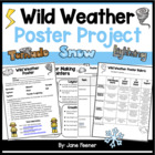 Wild Weather Poster Project