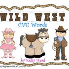 Wild West CVC Words