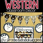 Wild West Editable Classroom Organization Pack