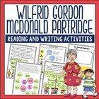 Wilfrid Gordon McDonald Partridge Guided Reading Unit by Mem Fox