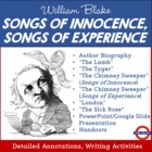 William Blake: Songs of Innocence and Songs of Experience