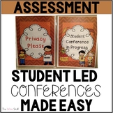 Student Led Conferences Made Easy- TheWriteStuff