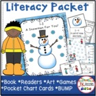 Winter!  1-2, A Snowman For You! Shared Reading Poem