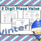 Winter 2 Digit Place Value Practice